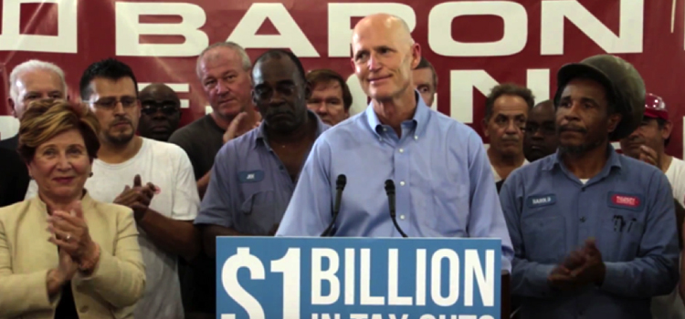 The Chamber Welcomes Governor Rick Scott And The Florida Cabinet To  Northern Palm Beach County