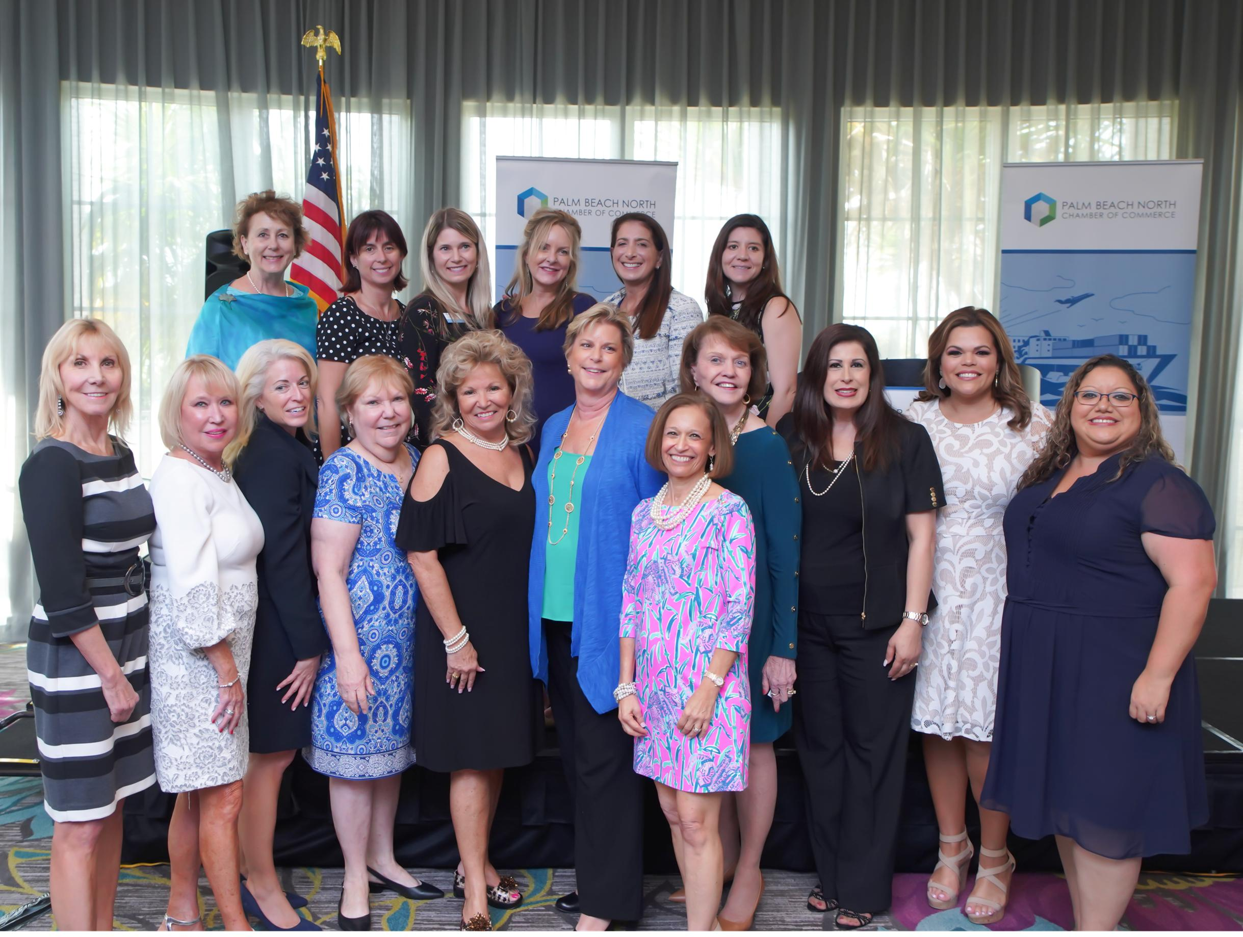 Women In Business Council Photo 2018-2019 - use this