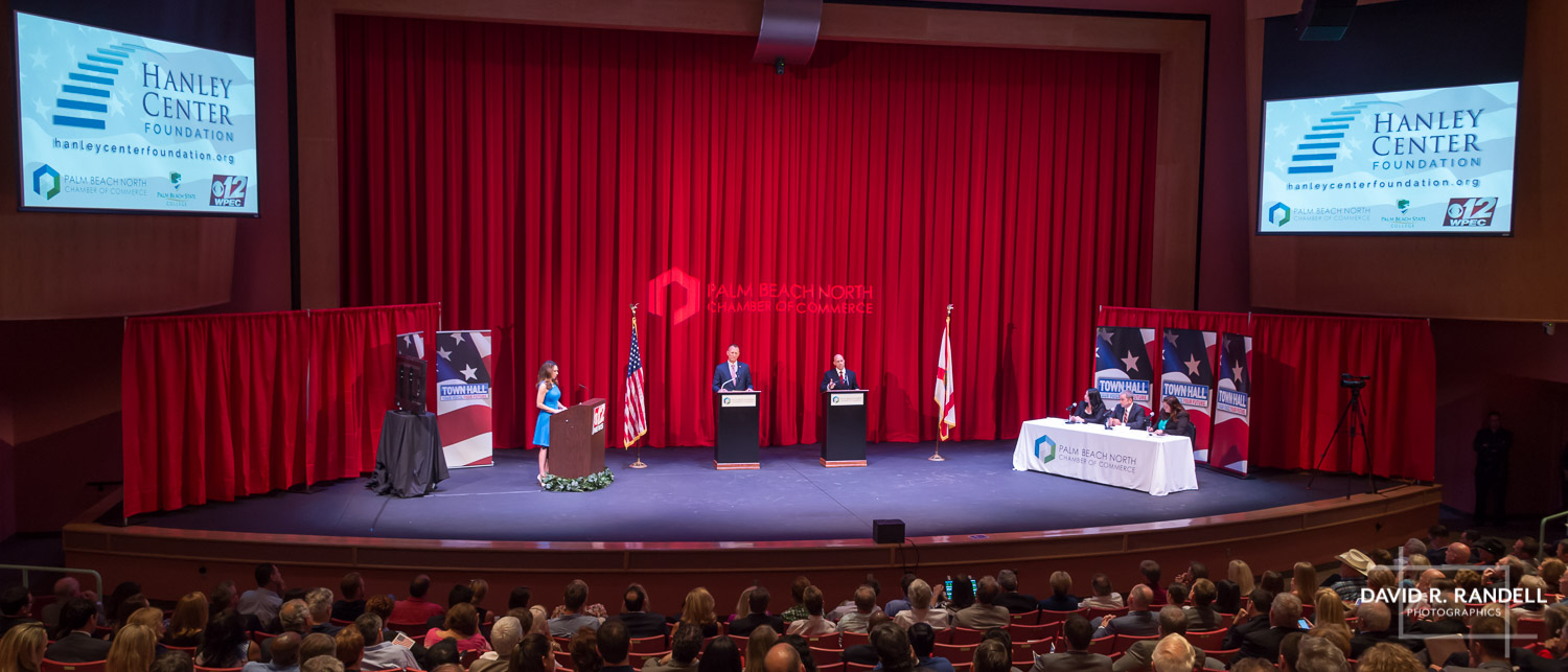 PBN Chamber Hosts District 18 Congressional Debate | Palm ...